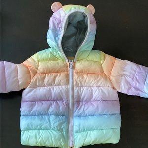 BABY GAP down jacket!